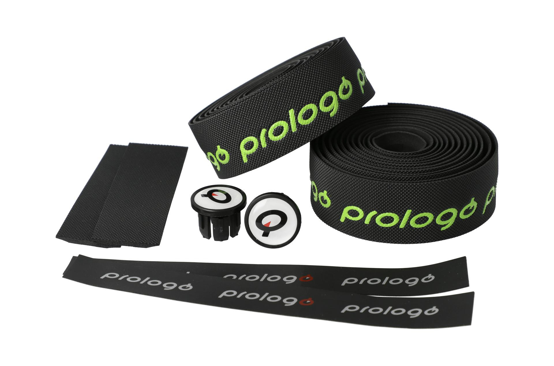 OWIJKA PROLOGO TAPES ONETOUCH BLACK/GREEN