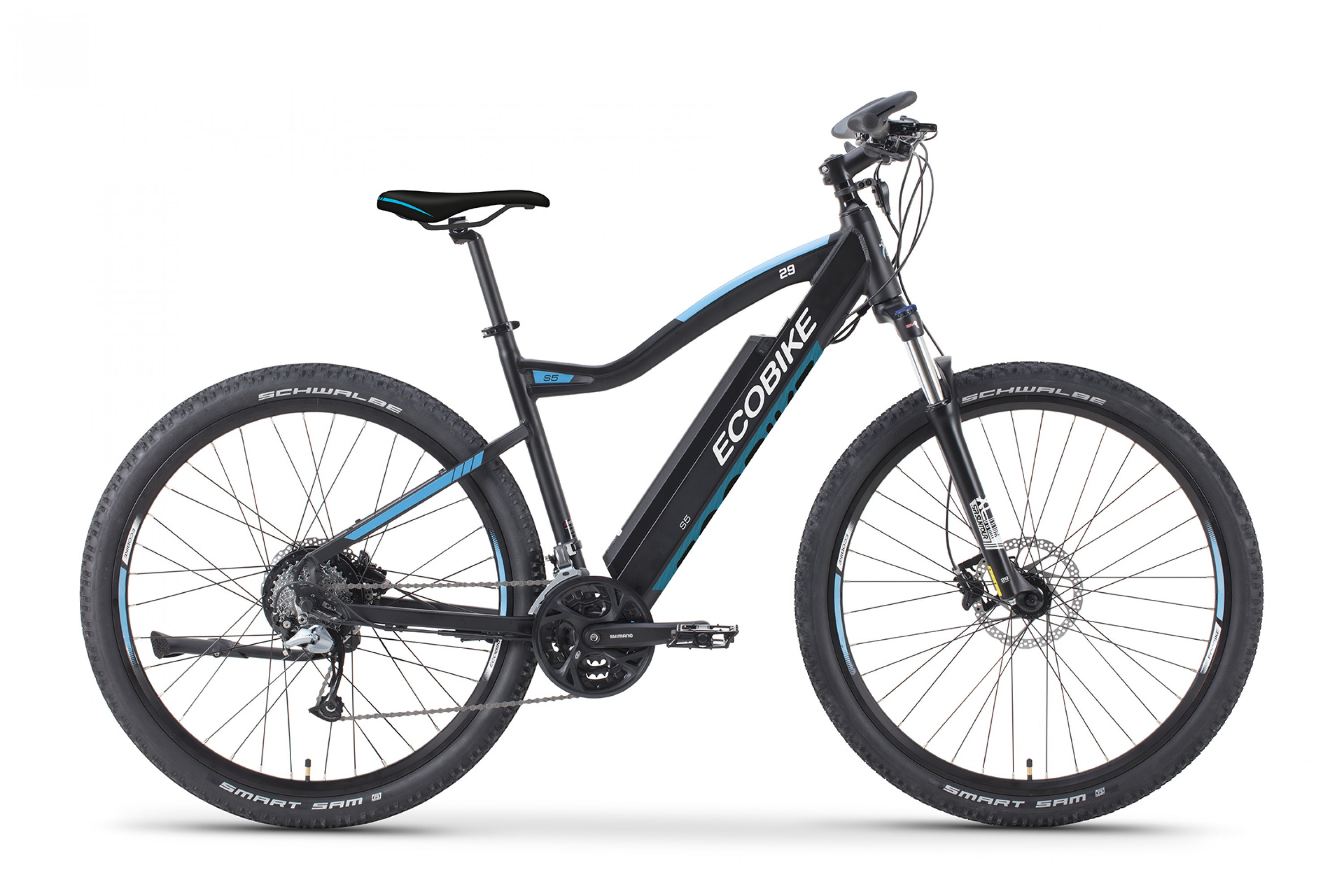 ECO BIKE S5 2019 + BATERIA 36V 10,4 Ah