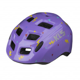 Kask ZIGZAG purple XS