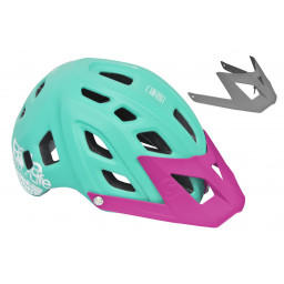 Kask RAZOR tiffany green S/M