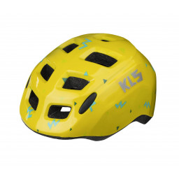 Kask ZIGZAG yellow XS