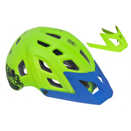 Kask RAZOR lime green L/XL